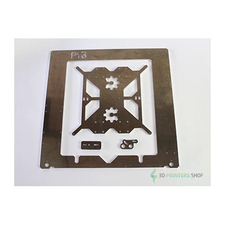 Aluminum frame Prusa i3