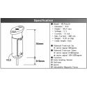 BLTouch calibration sensor