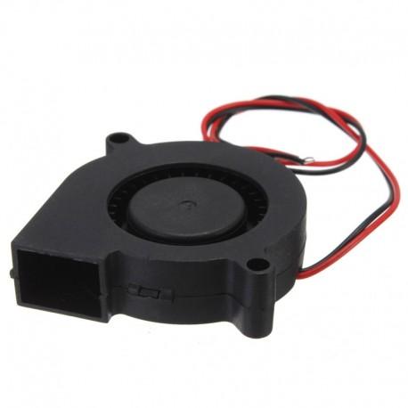 Ventilador radial – Blower fan 50x15mm – 12V