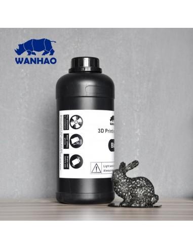 Wanhao 3D-Printer UV Resin - 1000 ml - Black