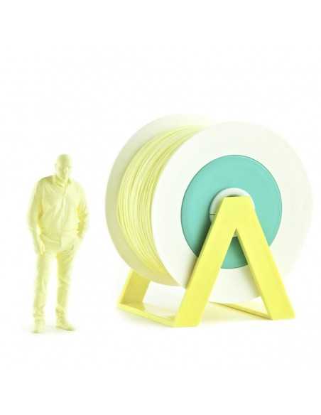 PLA  EUMAKERS - Straw yellow - 1.75mm - 1Kg