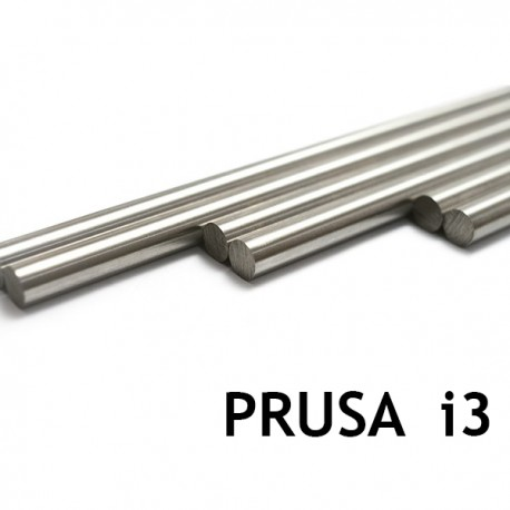 Smooth rods KIT for PRUSA i3