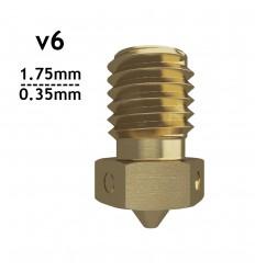 v6 Nozzle - 1.75mm x 0.35mm
