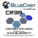 Resina BlueCast CR3A - LCD