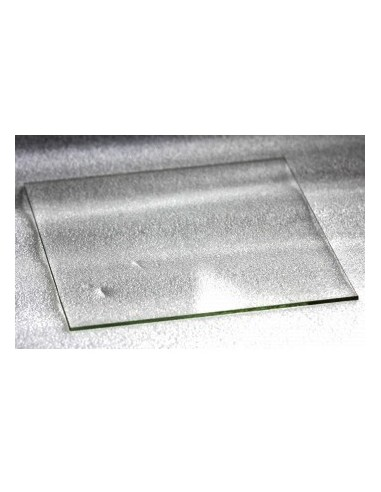 CRISTAL BOROSILICATO HEATED BED 200x200x3mm