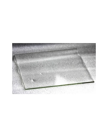 CRISTAL BOROSILICATO HEATED BED 400x400x4mm
