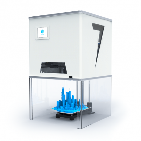 IMPRESORA 3D Crystal v1.1®