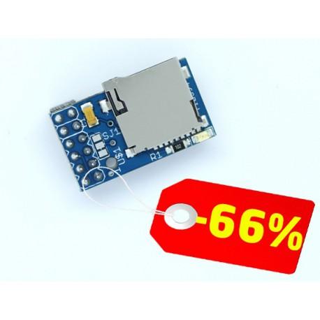 Lector tarjetas SD para Ramp's 1.3 & 1.4