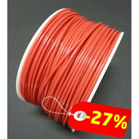 ABS 3mm - 1Kg - RED