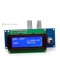 LCD & Controller for Ramp's...