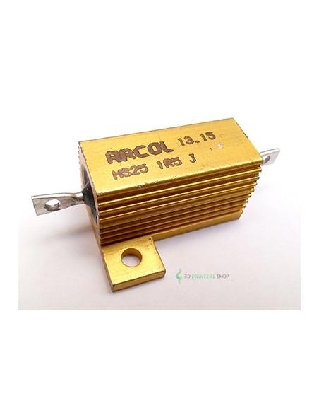 Resistencia ARCOL hilo bobinado HS25