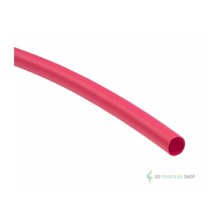 TUBO TERMORRETRACTIL - 1m - 2.4mm