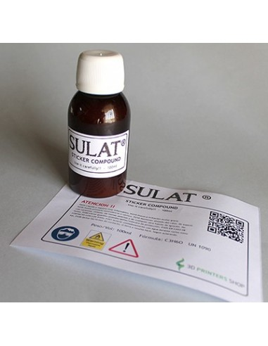 SULAT ® - Sticker compound for ABS