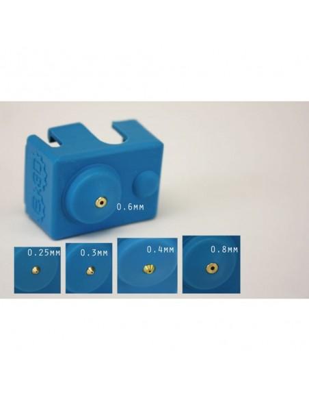 Protector para boquilla E3D-v6 (1ud.)